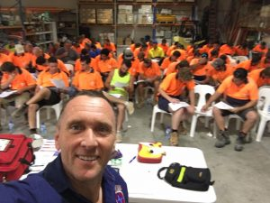 scott whimpey low voltage rescue course