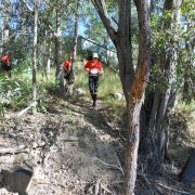 People training for the Kokoda Challenge