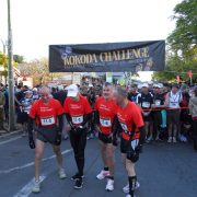 Team Nike Hammer at the Kokoda Challenge