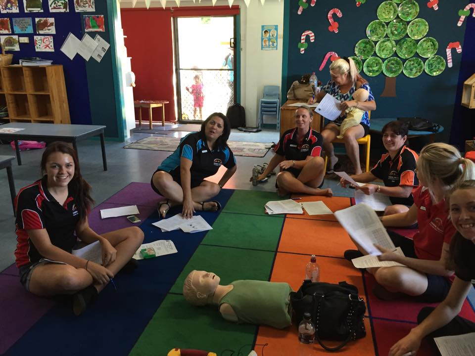 Gold Coast First Aid Training courses