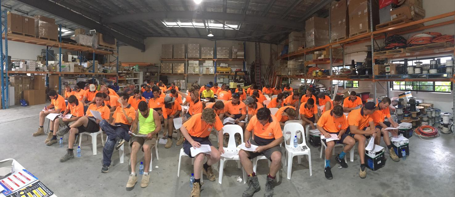 Low Voltage Electrical Rescue and CPR Training Gold Coast