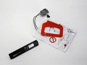 Lifepack replacement kit and charge pack