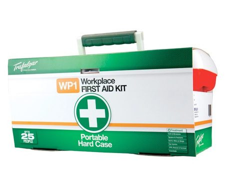 hard case first aid kit