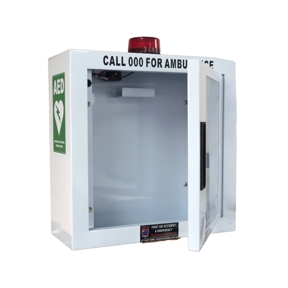 Wall Cabinet With Alarm First Aid Accident Amp Emergency
