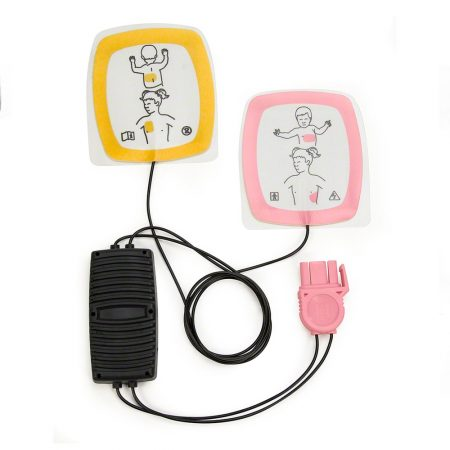 Lifepak child defibrillator infant electrodes