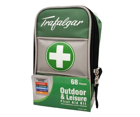 outdoor leisure first aid kit
