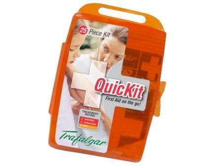 quick kit personal first aid kit