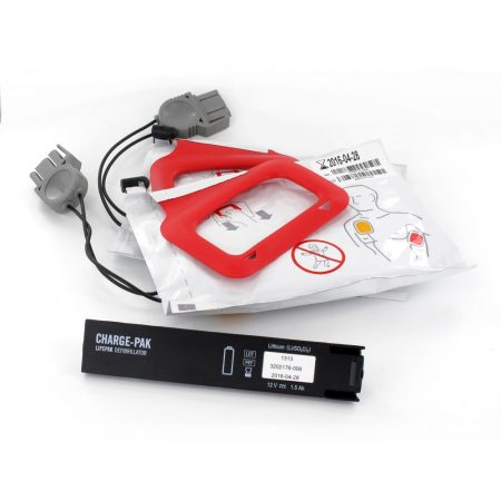 lifepak defibrillator replacement pack