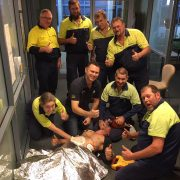 CPR Training session Gold Coast