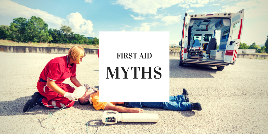 First-Aid-myths