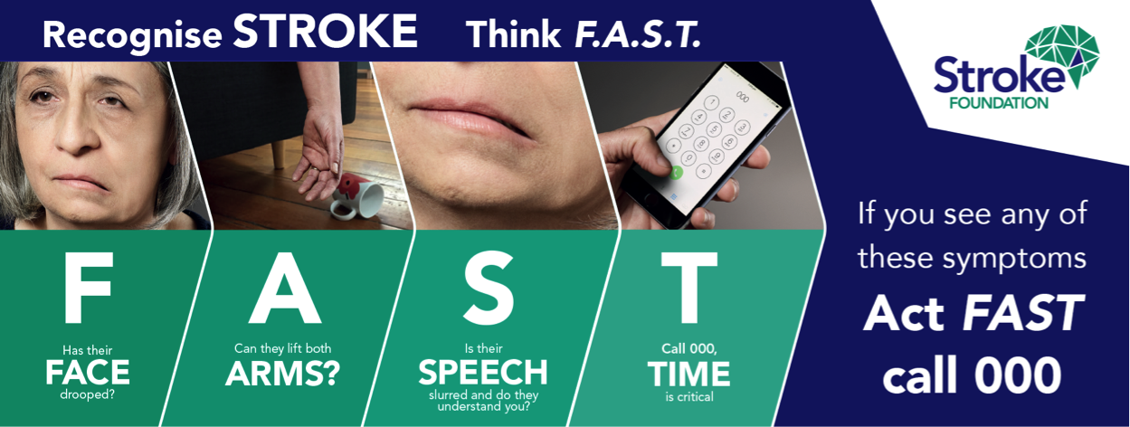 Stroke First Aid