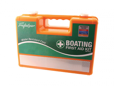 boating first aid kid