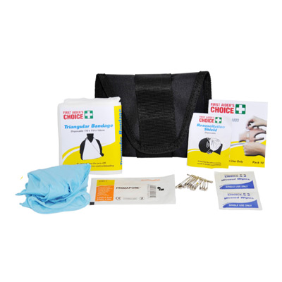 security industry first aid kit