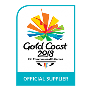 official supplier of commonwealth games 2018