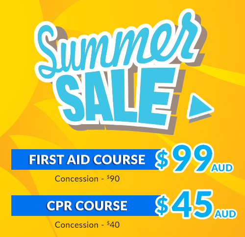 first aid course discount