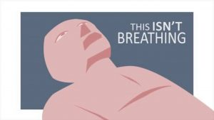 Agonal Breathing CPR