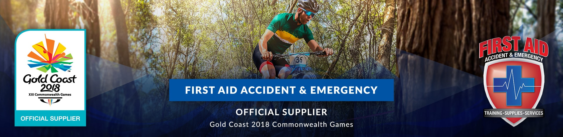commonwealth games 2018 supplier