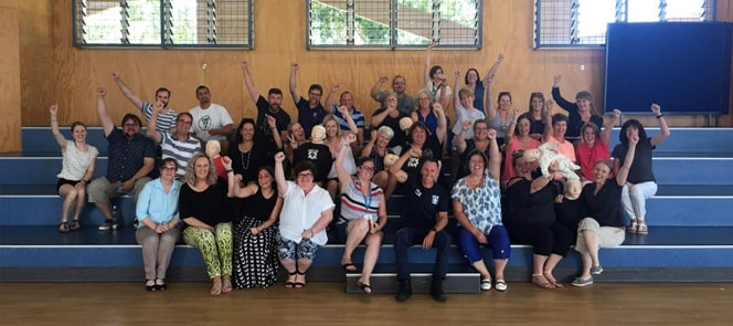 moreton bay first aid training