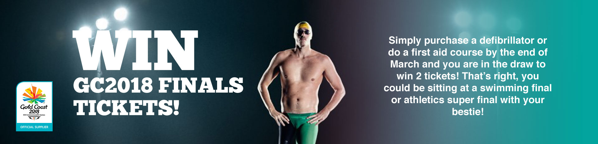 Gold Coast 2018 Commonwealth Games Competition