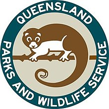 QLD Parks and Wildlife Logo