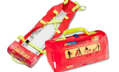 albacmat emergency rescue mat