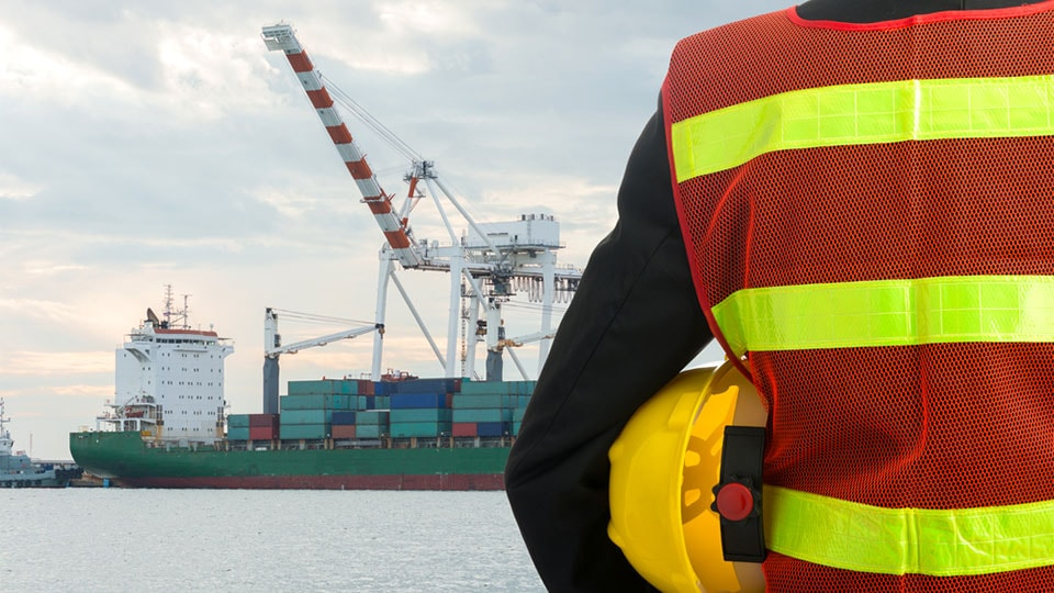 marine industry first aid
