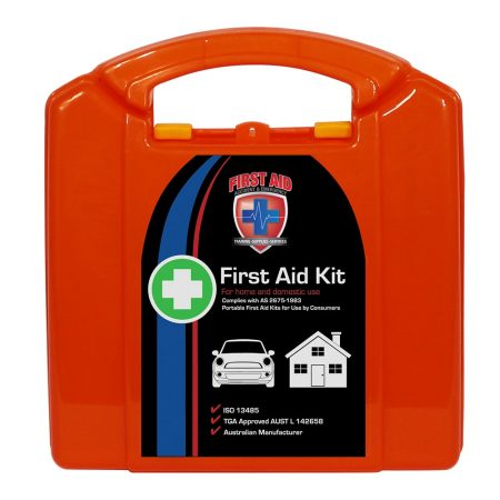 level 2 portable first aid kit for home and domestic use