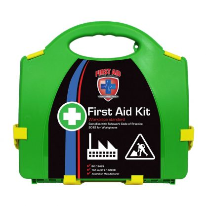 level 4 first aid kit hard case