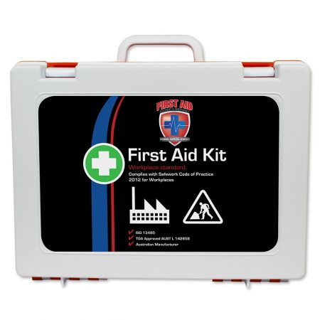 rugged workplace first aid kit