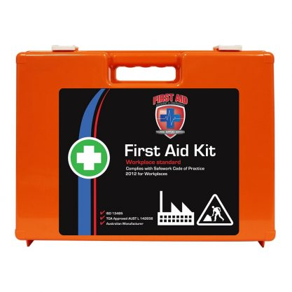 large workplace standard first aid kit