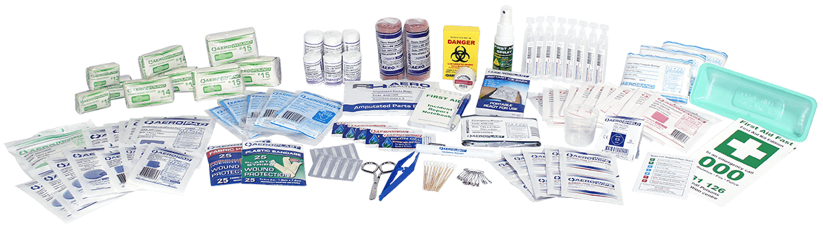 workplace first aid supplies