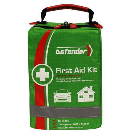 level 3 soft case first aid kit