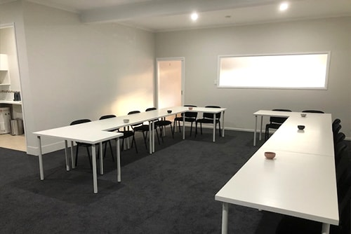 coomera first aid training room