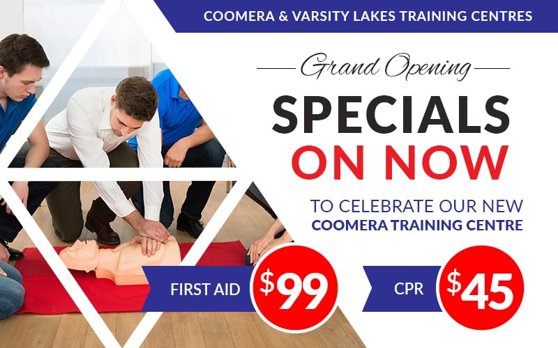 discount first aid courses