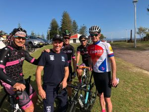 Condev Cares Charity Ride