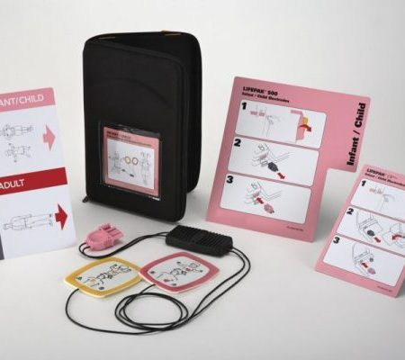 Infant Child Defibrillator Pads Pack
