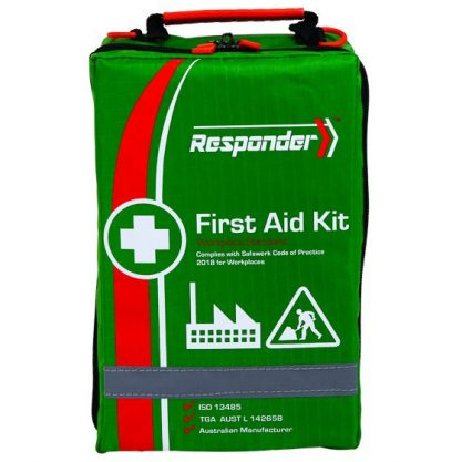 portable workplace first aid kit