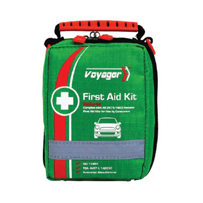 Level 2 Soft First Aid Kit for Car