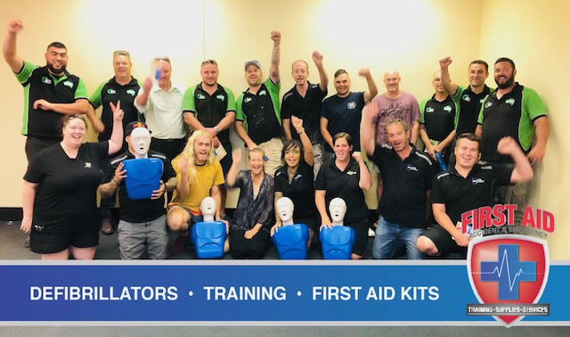 First Aid AMA Roadshow