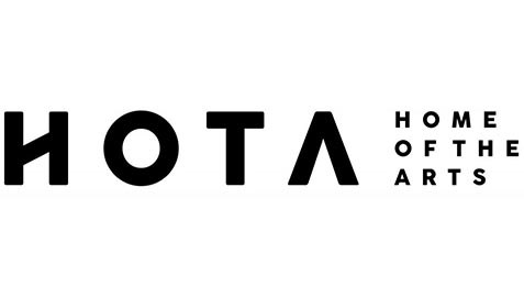 HOTA Home of the Arts Gold Coast Logo