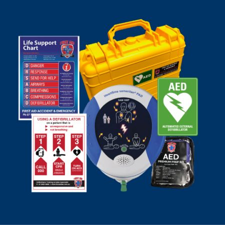 Heartsine samaritan 360P Tough Defibrillator Pack