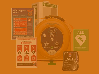 Workplace Defibrillator Sale