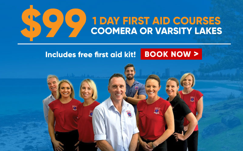 $99 First Aid Courses