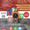 Heartsine Samaritan 360P GYM/Sports Club Defibrillator Pack