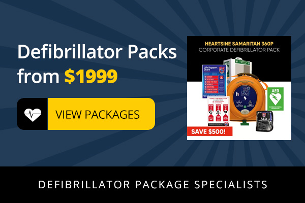 Defibrillator Pack Specialists