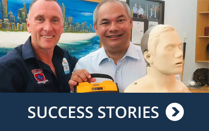 First Aid Success Stories