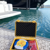 Small AED Waterproof Safe Storage Case